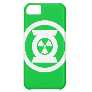 Nuclear Lantern Cover For iPhone 5C