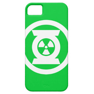 Nuclear Lantern iPhone 5 Case