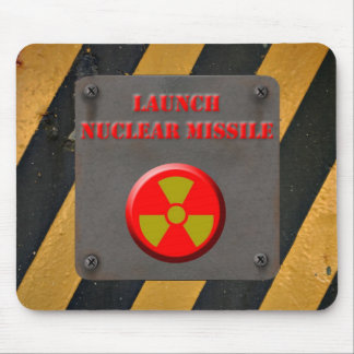 Nuclear Launch Mouse Pad