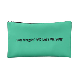 Nuclear Makeup/Cosmetics Bag Cosmetics Bags