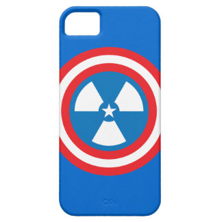 Nuclear Man iPhone 5 Cover