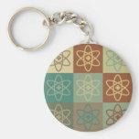 Nuclear Medicine Pop Art Key Chains