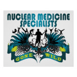 Nuclear Medicine Specialists Gone Wild Poster