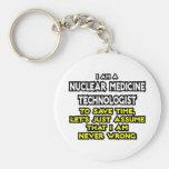 Nuclear Medicine Tech .. Never Wrong