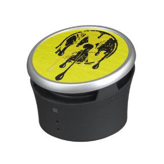 Nuclear meltdown bluetooth speaker