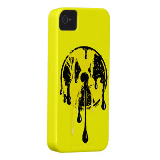 Nuclear meltdown iPhone 4 Case-Mate cases