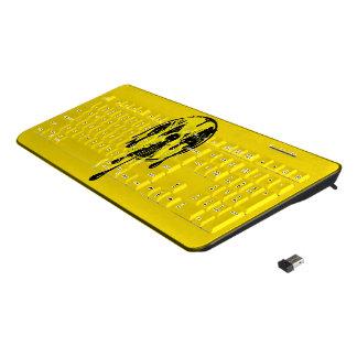 Nuclear Meltdown Wireless Keyboard