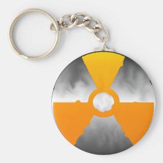 Nuclear Power Key Ring