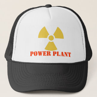 NUCLEAR POWER PLANT cap