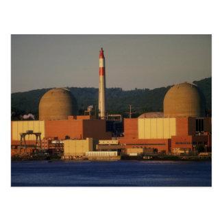 Nuclear reactors, U.S.A. Postcard
