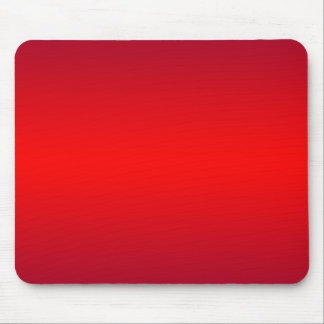 Nuclear Red Gradient - Poppy Reds Template Blank Mouse Mat