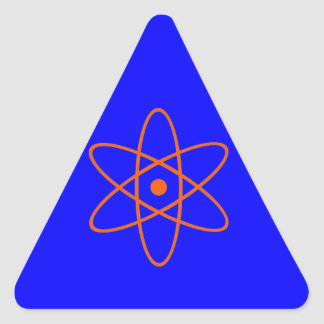 Nuclear Sign Sticker