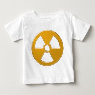 Nuclear Warning Baby T-Shirt