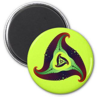 Nucleo Nature 6 Cm Round Magnet