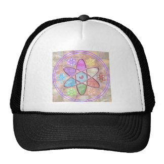 NUCLEUS - Adding Beauty to Science Trucker Hat