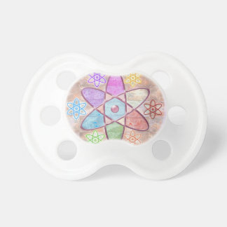 NUCLEUS - Adding Beauty to Science Baby Pacifiers