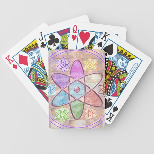 NUCLEUS - Adding Beauty to Science Card Deck