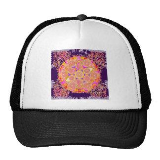 NUCLEUS - Beautiful CHAKRAs Trucker Hat
