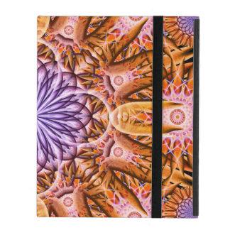 Nucleus Mandala iPad Folio Case
