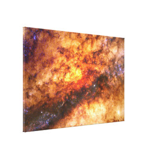 Nucleus of Galaxy Centaurus A Canvas Print