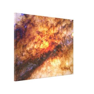 Nucleus of Galaxy Centaurus Canvas Prints
