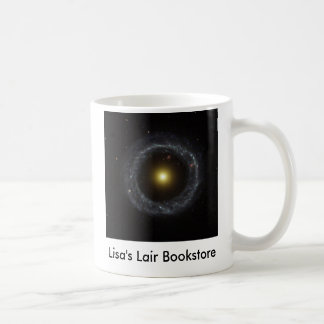Nucleus of Hoag's Object Galaxy Bookstore Promo... Mug