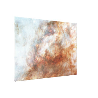 Nucleus of M82 Stretched Canvas Print