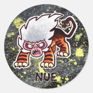 Nue Sticker