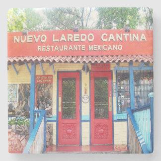 Nuevo Laredo Cantina, Atlanta Coasters Stone Beverage Coaster