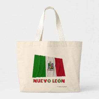 Nuevo León Waving Unofficial Flag Bag