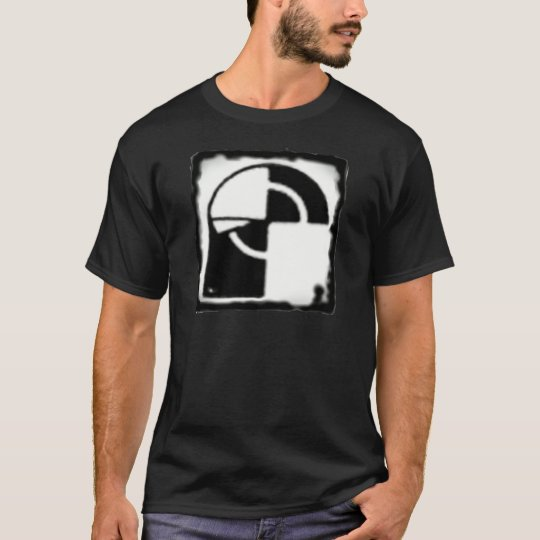 NufZ BW Graphic T Shirt