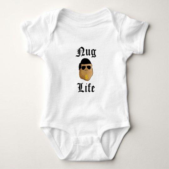 Nug Life Baby Bodysuit