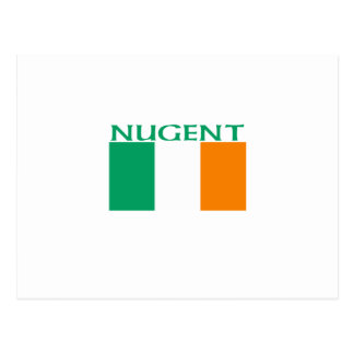 Nugent Post Card