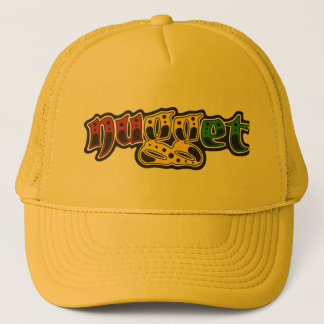 nugget rasta logo hat