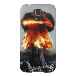 Nuke explosion case for galaxy s5