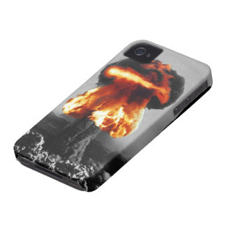 Nuke explosion iPhone 4 cover