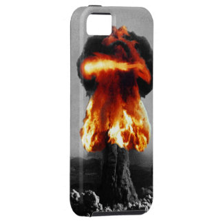 Nuke explosion iPhone 5 cover