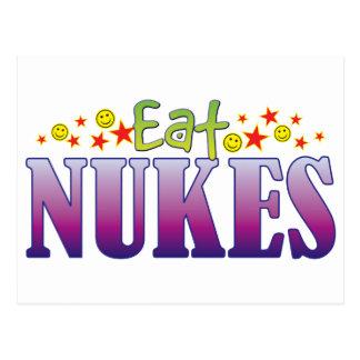 Nukes Eat Postcard