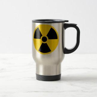 Nukes Stainless Steel Travel Mug