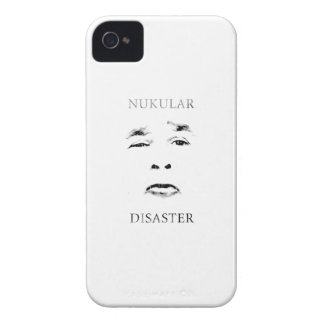 Nukular Disaster Faded.png iPhone 4 Cases