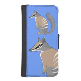 numbats phone wallet case