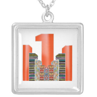 NUMBER1 NumberONE Encourage Achievement Custom Necklace