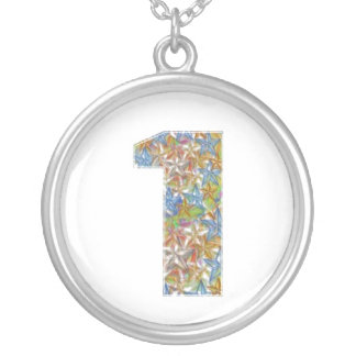NUMBER1 NumberONE Encourage Achievement Personalized Necklace