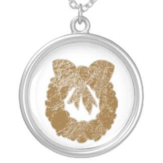 NUMBER1 NumberONE Encourage Achievement Round Pendant Necklace