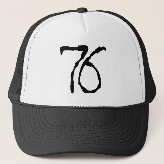 Number76 Cap