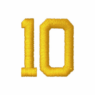 Number 10 polo