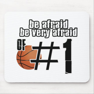 Number 1 Basketball designs Mouse Pad