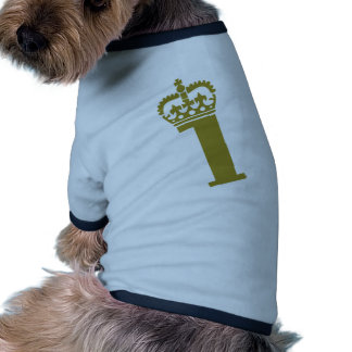 Number 1 - champion doggie t shirt