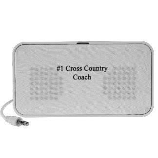 Number 1 Cross Country Coach Portable Speakers