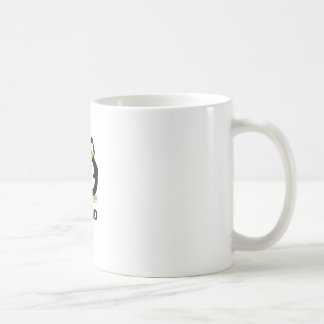 Number 1 Dad Basic White Mug